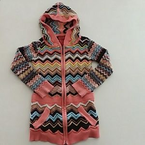 Missoni for Target sweater cardigan size small